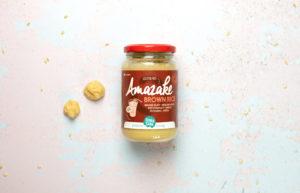 amazake, japans zoetmiddel van gefermenteerde rijst