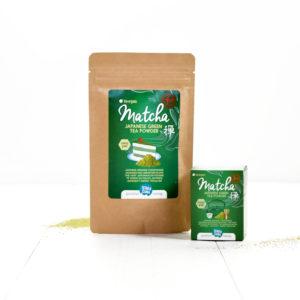 biologische matcha cooking grade en matcha premium grade