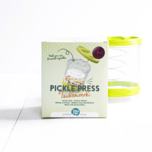 pickle pers - fermentatiepers om mee te fermenteren